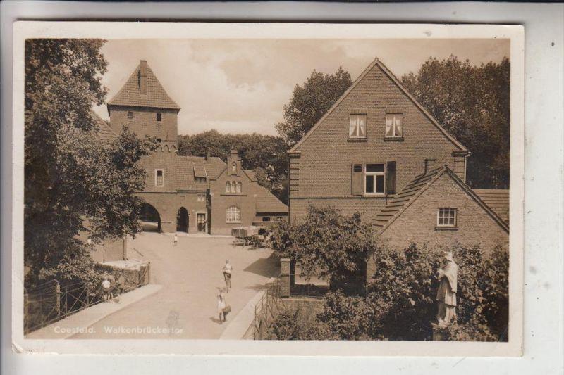 4420 COESFELD, Walkenbrückertor, 1935, Druckstelle