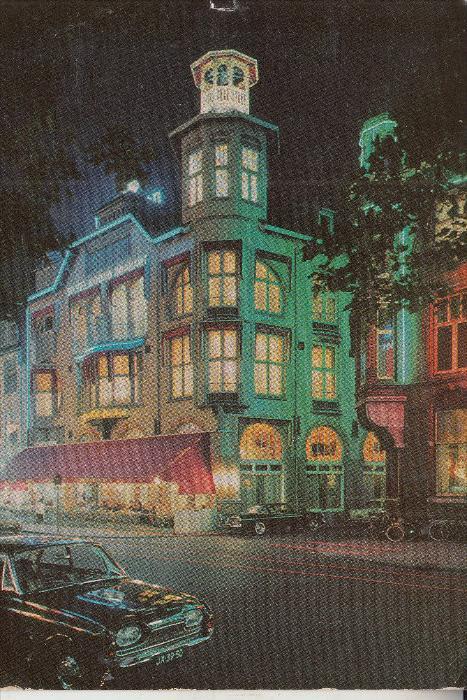 AUTO - FORD TAUNUS, Utrecht Hotel Noord-Brabant