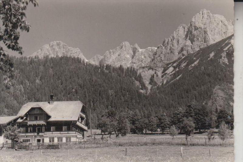 A 8972 RAMSAU, Pension Rührlehnerhof, 1961