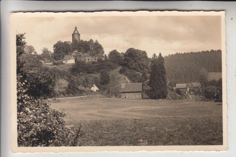 5221 FRIESENHAGEN, Burg Wildenburg