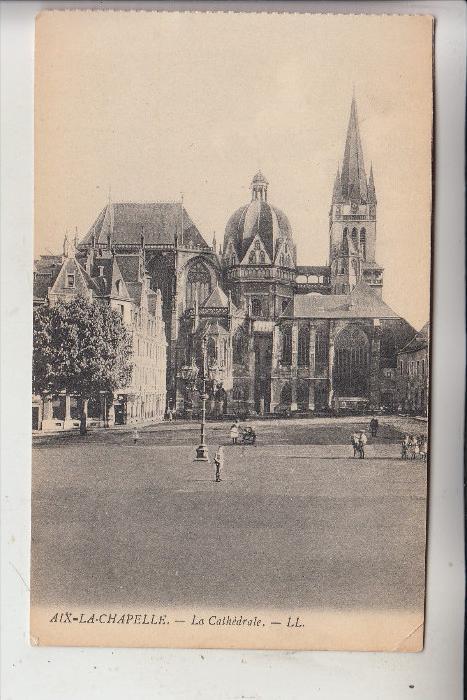 5100 AACHEN, La Cathedrale, Louis Levy Paris