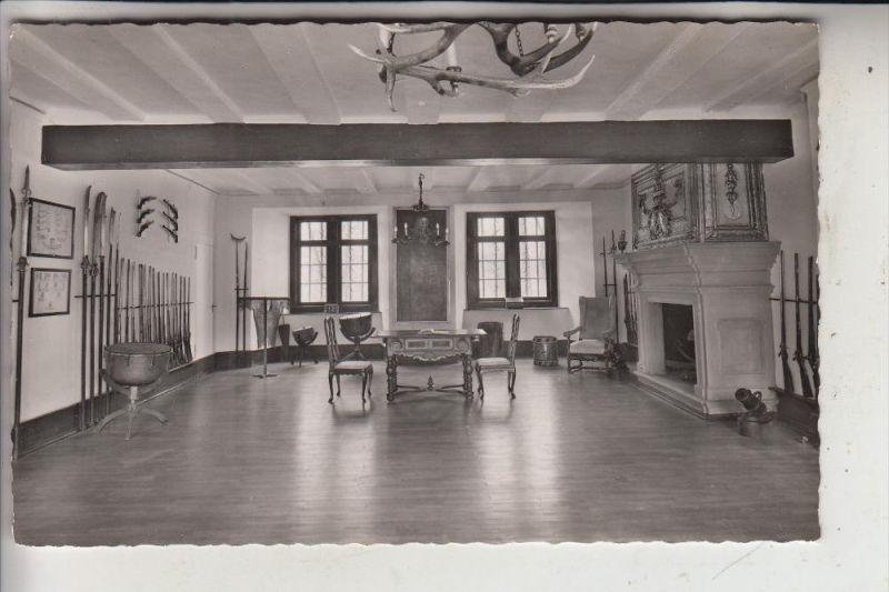 5920 BAD BERLEBURG, Schloßmuseum, Wittgenstein, 1956