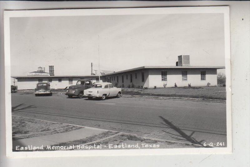 USA - TEXAS - EASTLAND, Memorial Hospital