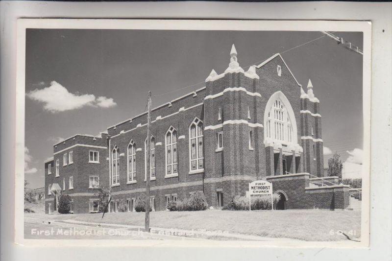 USA - TEXAS - EASTLAND, First Methodist Church