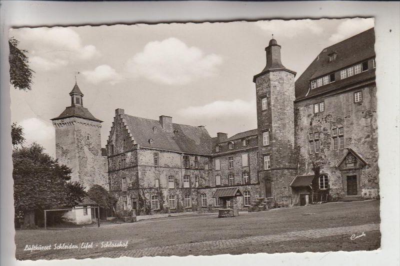 5372 SCHLEIDEN, Schlosshof, 196...