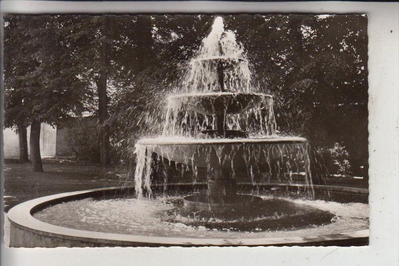 4990 LÜBBECKE, Bierbrunnen, 1959