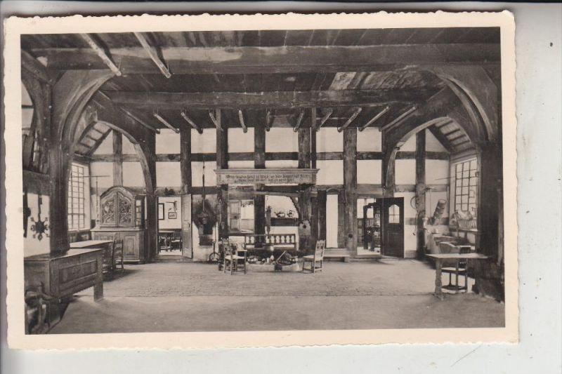 4800 BIELEFELD, Städt. Museum, Fleet des Bauernhauses, 196,,,