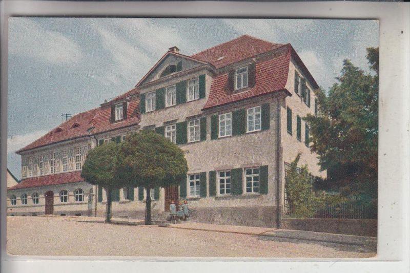 7015 KORNTAL, Gemeinde-Gasthaus
