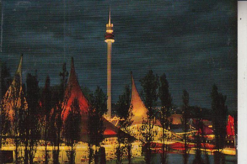 CH 1000 LAUSANNE VD, EXPO, Schweizerische Landesausstellung 1964, SPIRAL