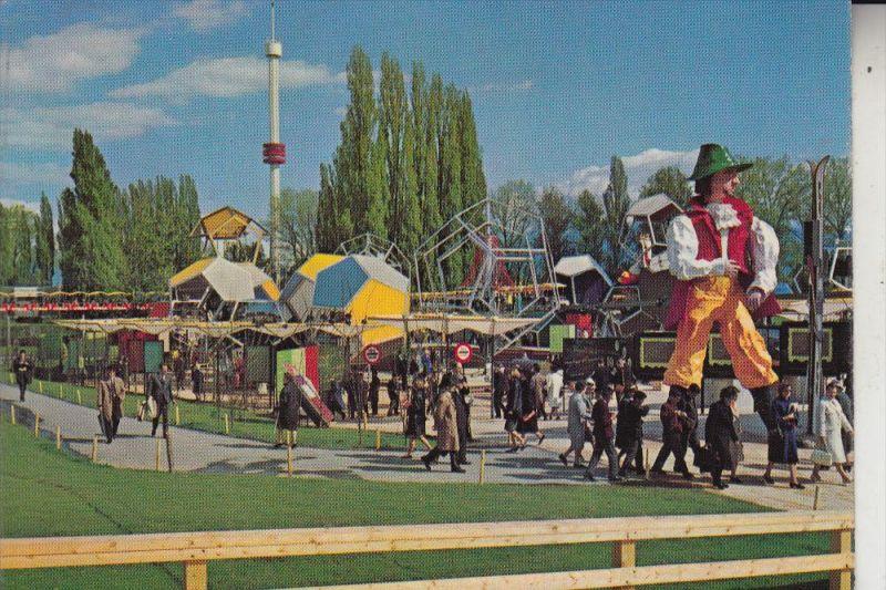 CH 1000 LAUSANNE VD, EXPO, Un jour en Suisse