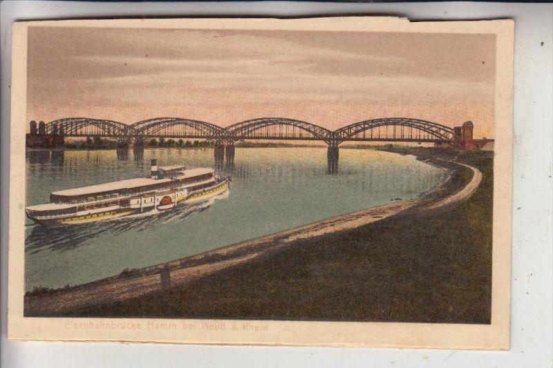 4040 NEUSS, Hammer-Brücke