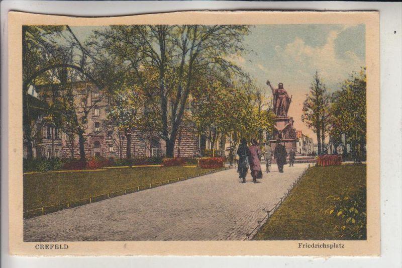 4150 KREFELD, Friedrichsplatz