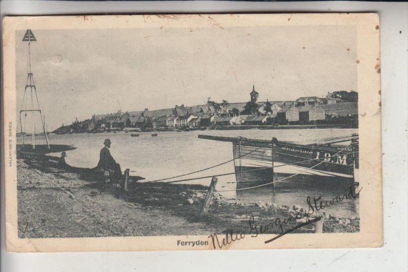 UK - SCOTLAND - ANGUS - FERRYDEN, 1902