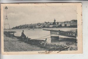 UK - SCOTLAND - ANGUS - FERRYDEN, 1902