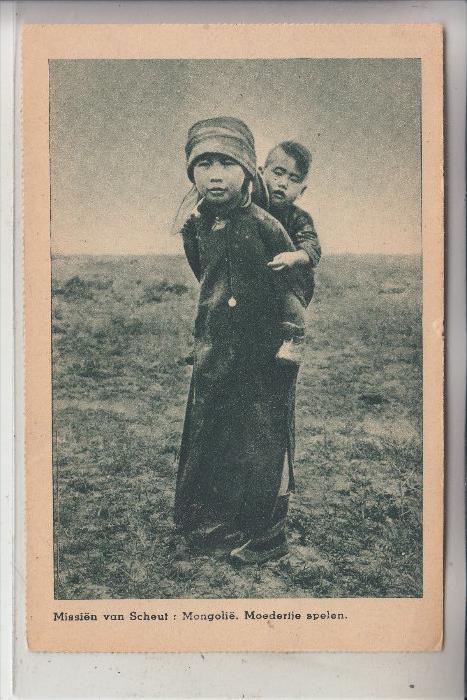 MONGOLEI, Kinder, children, enfants, kinderen