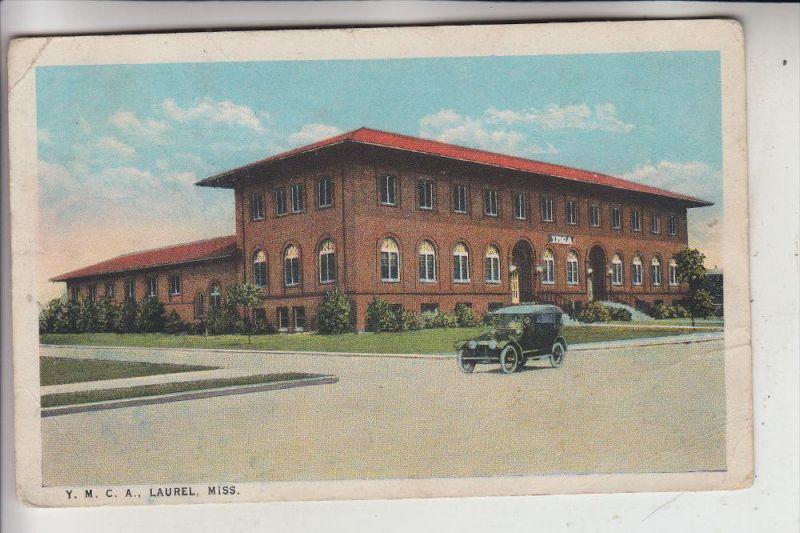 USA - MICHIGAN - LAUREL, YMCA, 1924, Eckknick