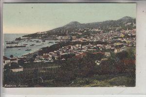 P 9000 FUNCHAL, Madeira, Panorama