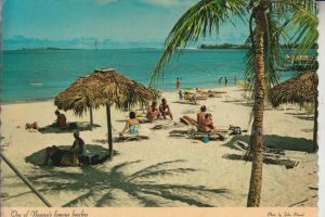 BAHAMAS, Nassau, beach