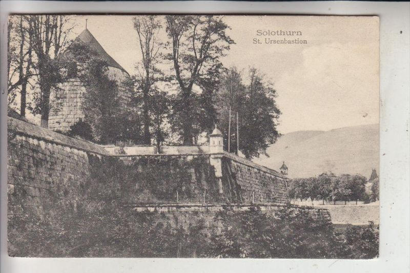 CH 4500 SOLOTHURN, St. Ursenbastion