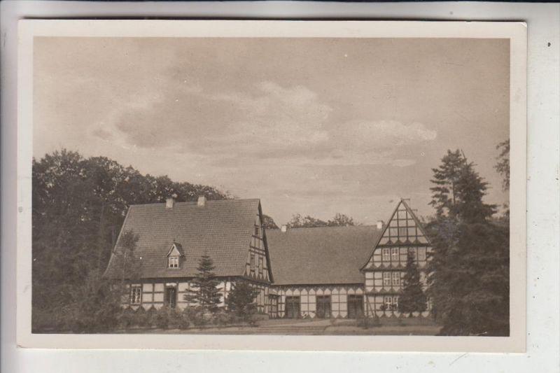 JAGD - HUNTING - JACHT - CHASSE - CACCIA - CAZA - LOWIECTWO - Reichsjägerhof / Herman Göring, Braunschweig