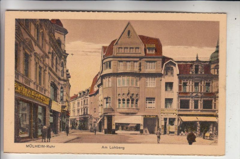 4330 MÜLHEIM / Ruhr, Am Lohberg