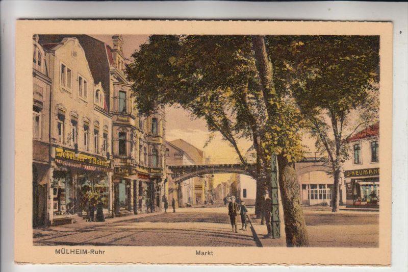 4330 MÜLHEIM / Ruhr, Markt