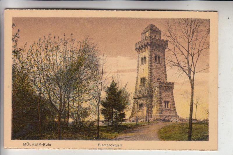 4330 MÜLHEIM / Ruhr, Bismarckturm