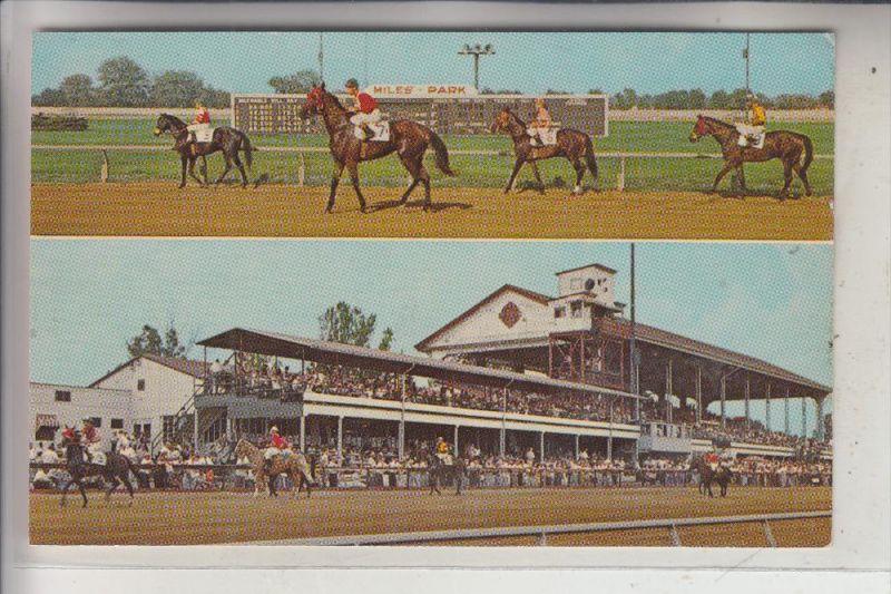 SPORT - TURF - Louisville Kentucky, Miles Park Race Track