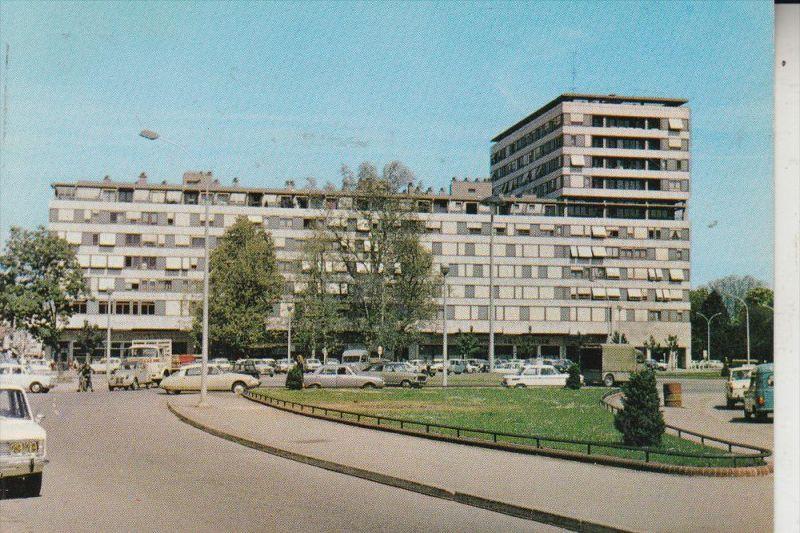 F 57100 THIONVILLE / DIEDENHOFEN, Le Place de la Reppublique, CPSM