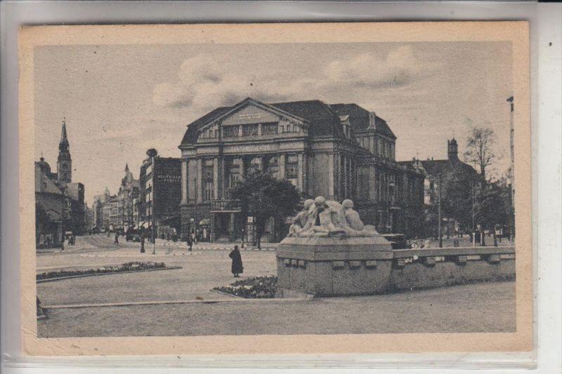 0-3000 MAGDEBURG, Zentraltheater 1943