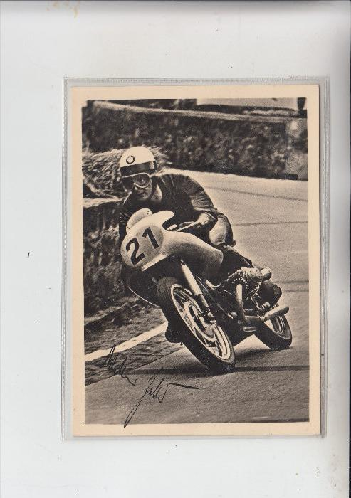 MOTORRÄDER - BMW 500 ccm, Walter Zeller, Deutscher Strassenmeister 1954