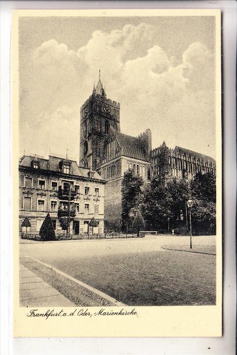 0-1200 FRANKFURT / Oder, Marienkirche