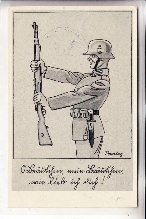 MILITÄR - HUMOR, Wehrmacht, 1940