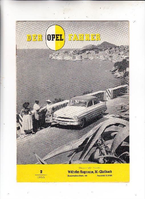 AUTO - OPEL,