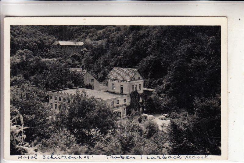 5580 TRABEN - TRARBACH, Hotel Schützenhof, Photo-AK