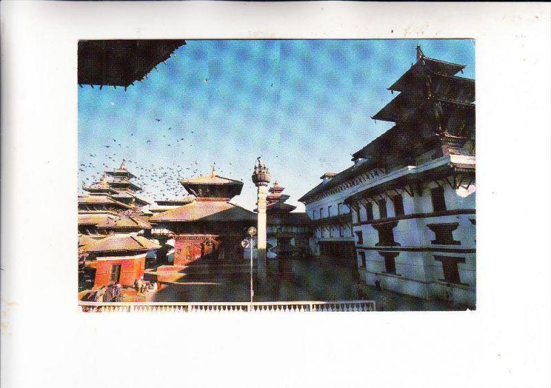 NEPAL; Kathmandu Durbar Square