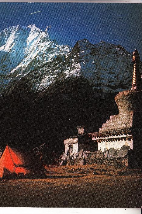 NEPAL - Hotel Crystal, Kathmandu