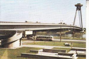 BRÜCKEN / Bridge / Pont / Puente / Brug - Bratislava / Slowakei