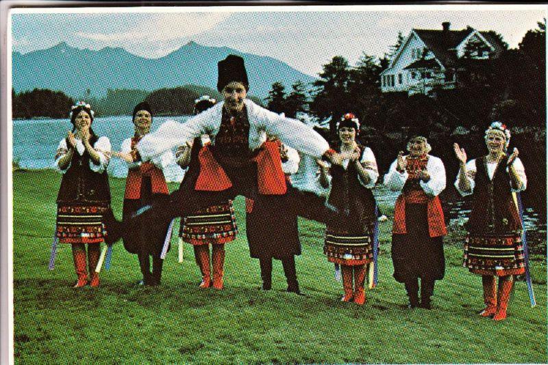 TRACHTEN - Tanz - New Archangel Dancers, Alaska