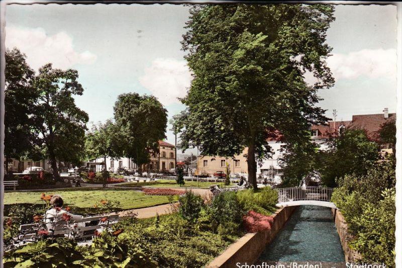 7860 SCHOPFHEIM, Stadtpark
