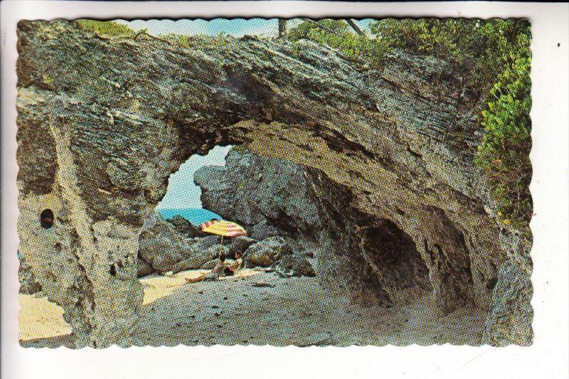BERMUDA - Natural Arches Tucker´s Town, 1965