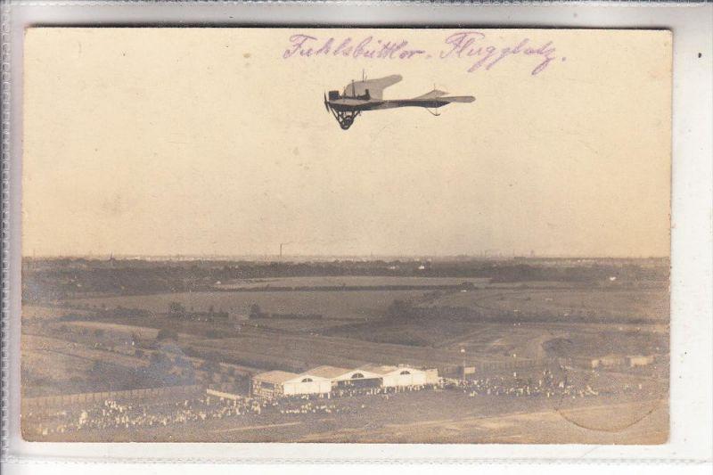 FLUGZEUGE / Airplanes / Avion - 1911 Flughafen Hamburg - Fuhlsbüttel