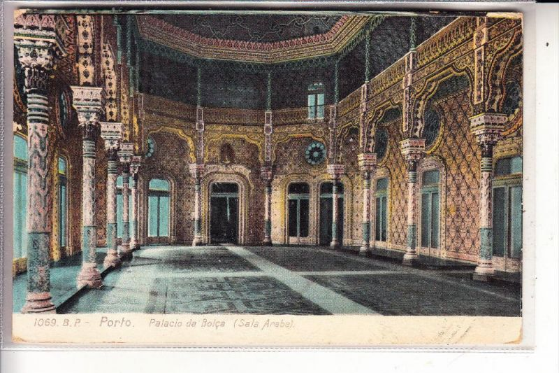 P 4049 PORTO, Palacio da Bolca