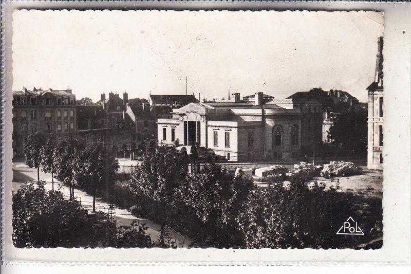 BIBLIOTHEK - Reims, La Bibliotheque Carnegie, 1951