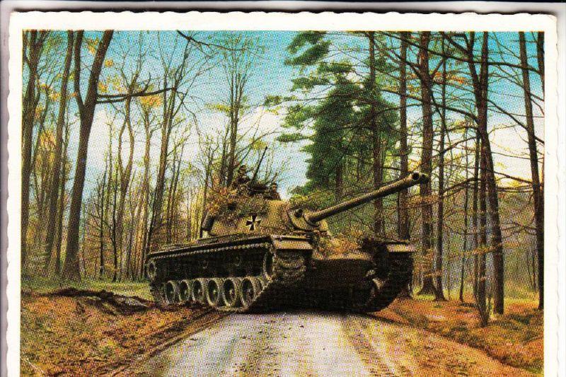 MILITÄR - PANZER / Tank / Chars / Tanque  - Bundeswehr, M48