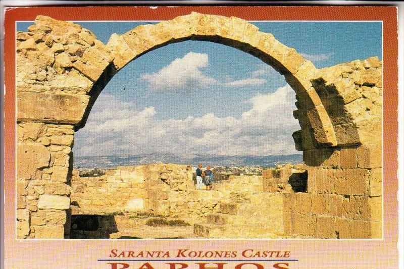 ZYPERN / CYPRUS, PAPHOS, Castle