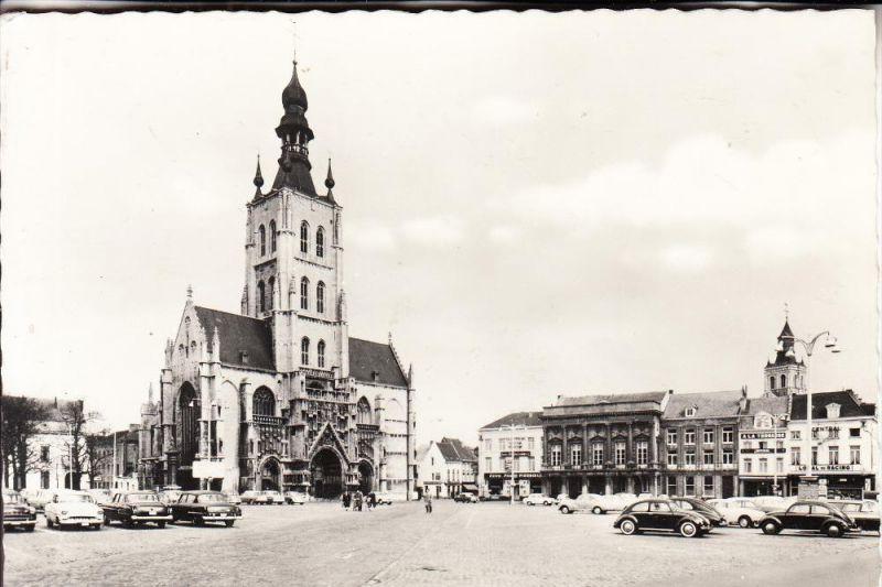 B 3300 TIENEN, Kerk O.L. Vrouw ten Poel
