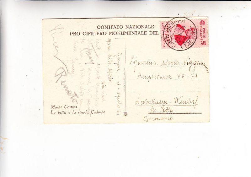 ITALIA / ITALIEN - 1934, Unificato 365 Galvani, Einzelfrankatur