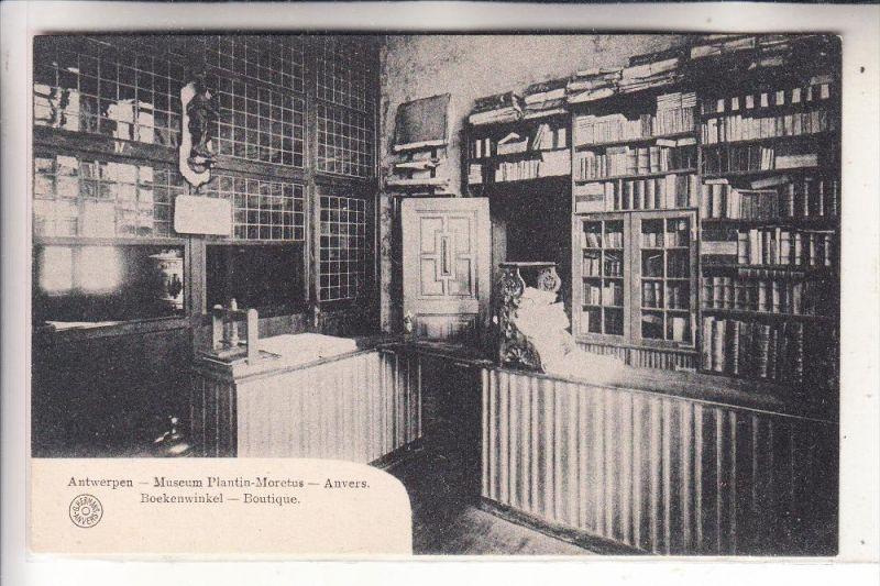 BIBLIOTHEK - Boekenwinkel, Museum Plantin Moretus, Antwerpen