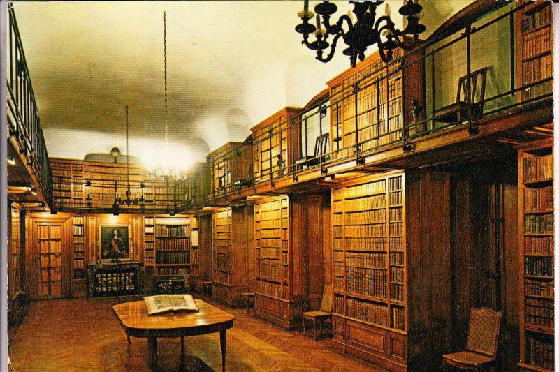 BIBLIOTHEK - Kasteel van Beloeil